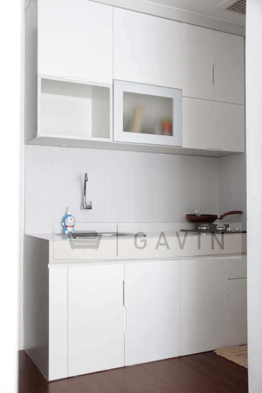 Desain kitchen kitchen set jakarta for Kitchen set jakarta
