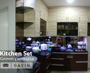 Kitchen Set di Bumi Serpong Damai (BSD)