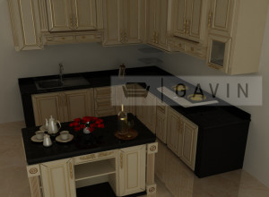 Kitchen set di Tangsel