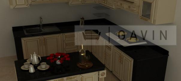 Kitchen set di Tangsel