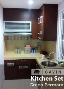 Pembuatan Kitchen Set