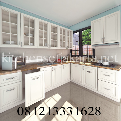 Kitchen Cabinet Kitchen Set Minimalis Lemari Pakaian
