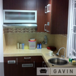 kitchen set dapur kotor