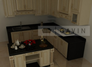 Kitchen Set Furniture Minimalis