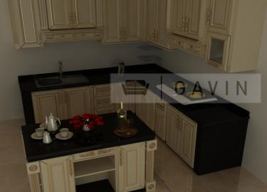 Kitchen set kitchen set jakarta gavin furniture part 4 for Kitchen set jakarta barat