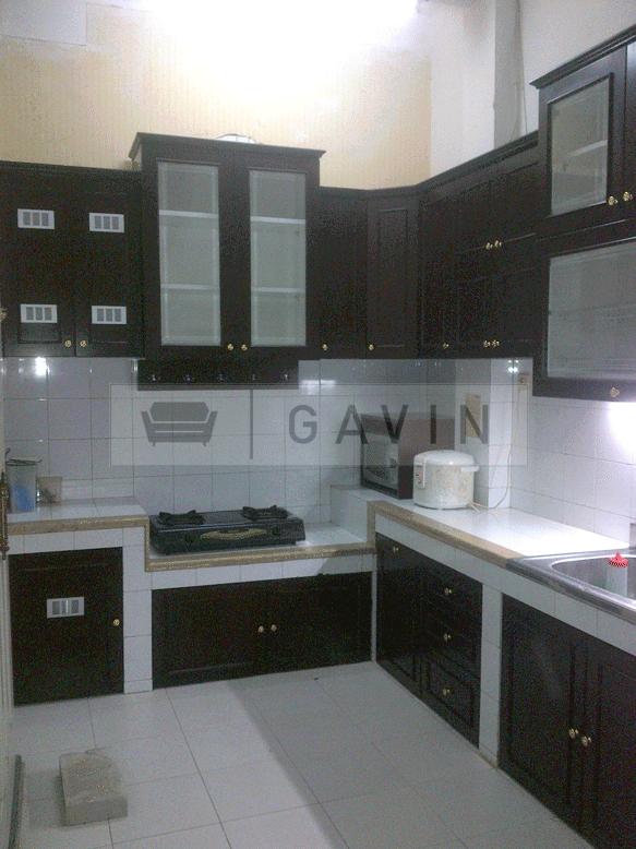 Jasa Pembuatan Kitchen Set