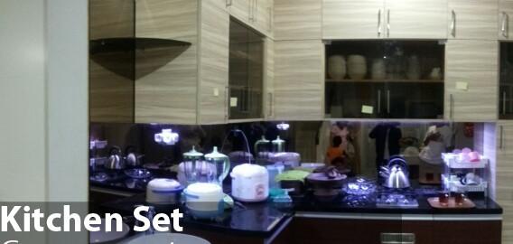Kitchen Set Jakarta Selatan