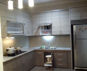 Biaya kitchen set kitchen set jakarta for Harga kitchen set per meter lari