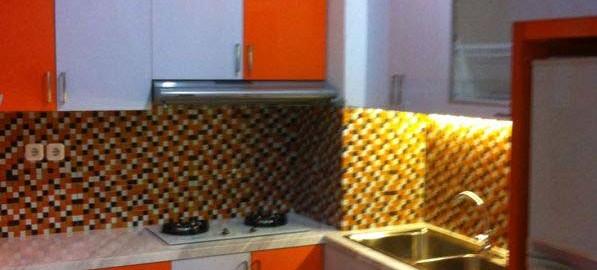 Macam contoh kitchen set kitchen set jakarta for Cara bikin kitchen set