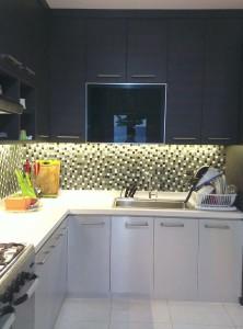 Dapur Sehat Minimalis