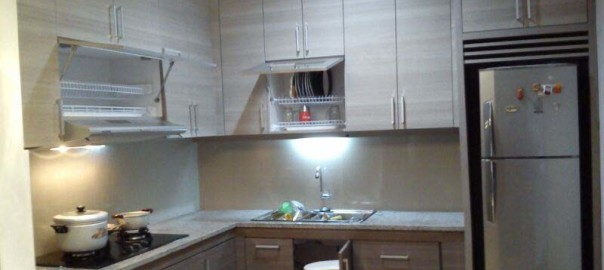 Kabinet dapur pasang siap murah kitchen set jakarta for Kitchen dapur