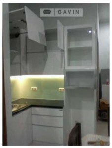 Kitchen Set Custom Jakarta