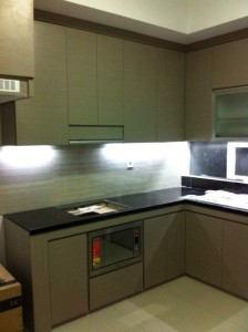 Kitchen Set Jasa Greenville
