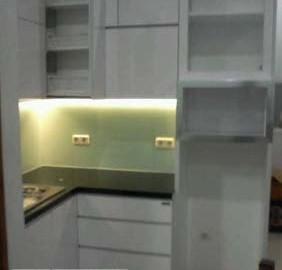 Kitchen Set Kaca Minimalis