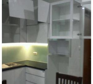 Kitchen set murah indah kitchen set jakarta for Biaya membuat kitchen set