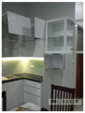 Harga Kitchen Set Murah