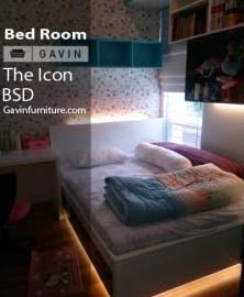 Bed Set Minimalis Modern