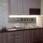 Gambar Kitchen Set Minimalis Hpl Motif Kayu