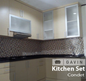 Harga Kitchen Set Gavin Furniture