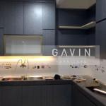 Harga Kitchen Set Dengan Finishing HPL Klien Semanan