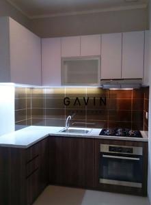 Harga kitchen set minimalis di bekasi kitchen set jakarta for Harga kitchen set per meter