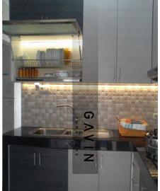 Harga kitchen set per meter di bintaro kitchen set jakarta for Harga kitchen set stainless per meter
