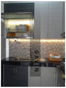 Harga kitchen set per meter kitchen set jakarta for Harga kitchen set per meter
