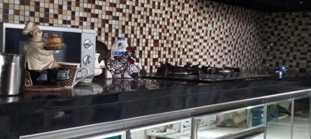 Kitchen Set Murah Kabinet Bawah Dengan Cermin