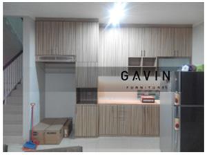 Jual kitchen set desain minimalis ibu cindy di bintaro for Jual kitchen set minimalis