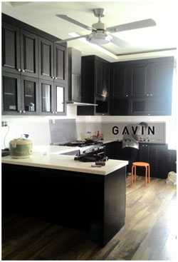 Kitchen set murah jakarta kitchen set jakarta for Kitchen set hitam