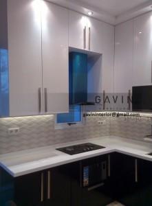 Model Kitchen Set Dapat Dibuat Custom Sesuai Dengan Kebutuhan