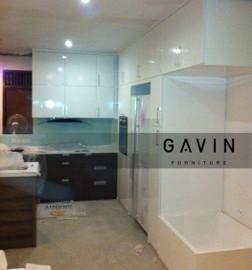 Kitchen Sets Mencapai Plafon Ibu Nailul Di Kebagusan City Jaksel