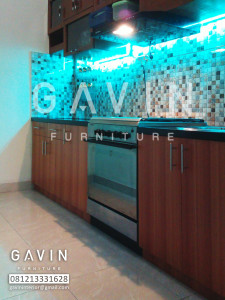 Harga Kitchen Set Gavin Furniture Untuk Klien Pamulang
