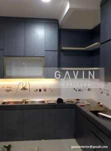 Harga Kitchen Set Per Meter Gavin Furniture