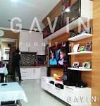 Backdrop TV Dengan HPL Di Cipete Jaksel