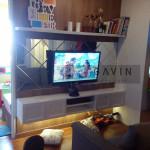 Desain Backdrop Tv Minimalis
