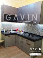 Kitchen Set Minimalis Di Graha Raya Tangerang