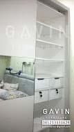 Lemari pakaian sliding kitchen set jakarta for Kitchen set jakarta barat