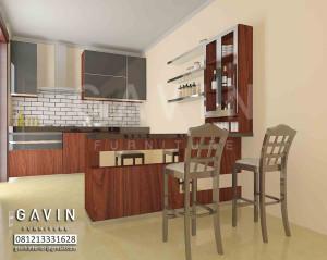 Gambar Pembuatan Desain Awal Kitchen Set Pak Rio