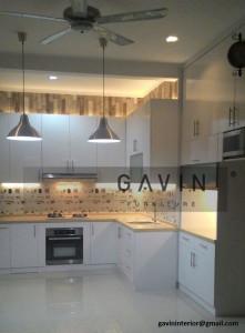 Kitchen Set Murah Jakarta Dengan Finishing HPL