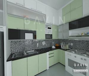 Gambar 3D Untuk Harga Kitchen Set Murah Di Cakung