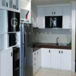 Finishing Duco Untuk Kitchen Set Di Cawang