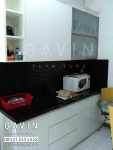 Harga Kitchen Set Minimalis Modern  By Gavin