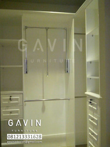 Walk In Closet By Gavin Furniture