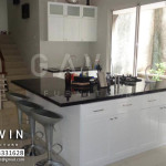 Model Kitchen Set Dengan Minibar