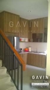 Desain kitchen set murah hpl di pamulang