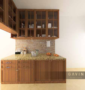 desian model kitchen set terbaru