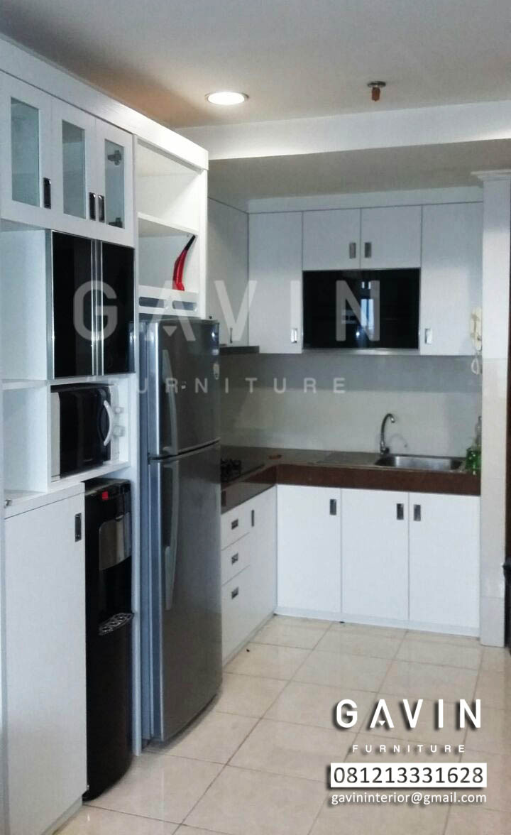Harga kitchen set model minimalis kitchen set jakarta for Harga kitchen cabinet 2016