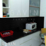 harga kitchen set per meter