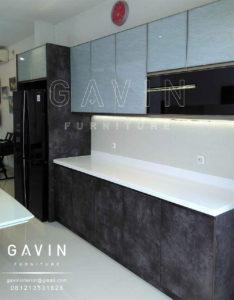 Harga kitchen set per meter tangerang kitchen set jakarta for Harga granit kitchen set per meter